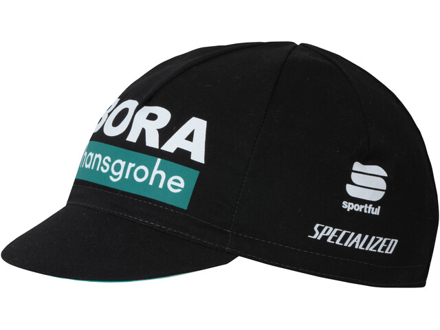 Sportful Team Bora-HG Hoofdbedekking groen/zwart